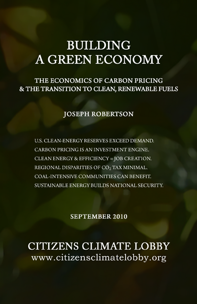 Building a Green Economy (full report)