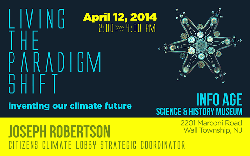 Info Age Talk: Inventing Our Climate Future