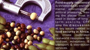 Special report on Food Security