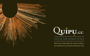 Quipu.cc – Economics at the Human Scale
