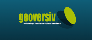 Geoversiv Envisioning: a Clean Future of Global Abundance